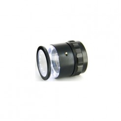 10x Loupe with Scale, 8 white LEDs