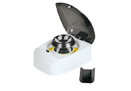 """DAIHAN-brand® New-generation Mini-microcentrifuge Set, """"MaXpin C-6mt"""", Max. 5,500 rpm, Rapidly Stop Spin-motion for safety with Circular Fixed-Angle Rotor for 6×0.2/0.5/1.5/2.0㎖ Tubes and Strip Rotor for 2×0.2㎖ PCR 8-tubes Strips/16×0.2㎖ PCR Tubes 미니"""