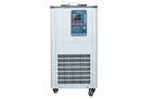 """GW-brand® Refrigerated -Heating/Stirring Reaction Bath & -Circulator, """"DHJF-series""""-20℃/-40℃~+99 ℃, -80℃~+10℃Operating-Mode : Cooling/Heating/Stirring/Circulating or Cooling/Heating/Stirring or Cooling/Stirring, Bath 2 & 5Lit냉동/가열/교반 배스 써큐래타 or 배스, with Retractile Multi-Ring Opening Lid, Useful for 500-/2000-ml Round Flask, CFC-free"""