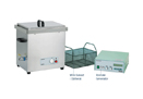 """DAIHAN-brand® Large Capacity Ultrasonic Cleaner-set, """"WUC-N"""", Remote Control System, 30~74 Litwith Digital Remote Generator/Stainless-steel Flat Lid/Drain Valve, Highly Effective Cleaning, without Basket, up to 105℃, 40kHz대용량 초음파 세척기 세트, 리모트 제너레이터·리드"""