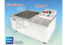 """SciLab-brand® Digital Precise Shaking Water Bath, Reciprocating Motion, """"SSB"""", 18-/30-/45-Lit., with Certi. & Traceability<BR>with Universal Spring Rack, Digital Fuzzy Control System <BR>Available, up to 2 Lit. Flask, 20 ~ 250 rpm, up to"""