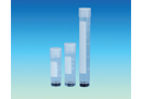 CryoTain™ 1.2&5㎖ 2D Bottom Barcoded PP Sterile Cryovials, External/Internal Thread, Self-standing2D 바코드 멸균 냉동 바이알, DNase/RNase- and Endotoxin-free, Irradiation Sterilization, -196~+121℃