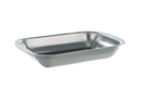 Bochem® Stainless-steel Multi-use / Tray, with Rim.다용도 스텐 증발접시 / 트레이, 비자성, Non-magnetic 18/10 Stainless-steel, Finished Surface
