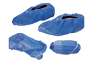 Apro® Polyester & Carbon Clean Room Shoe Covers, 크린룸 신발 커버