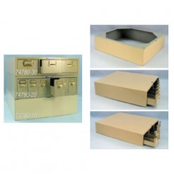 Space Saver - Steel File Cabinet System
