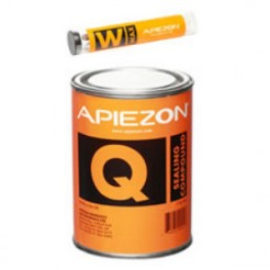 Apiezon Vacuum Sealing, Mounting, and Etching Waxes and Q Compound
