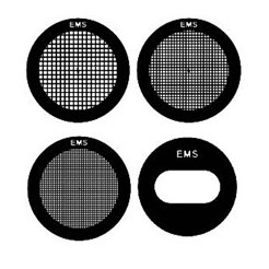 EMS Grids Square Mesh and Oval Hole